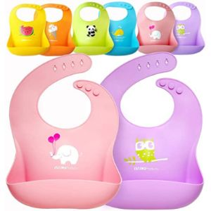 Ymcf Products Rubber Baby Bib