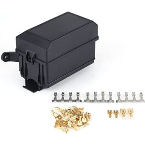 Keenso Automotive Relays Socket With Fuse