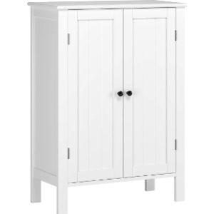 Homfa Paper Door Towel Holder Cabinet