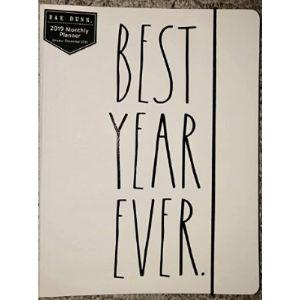 Rae Dunn January Calendar 2019
