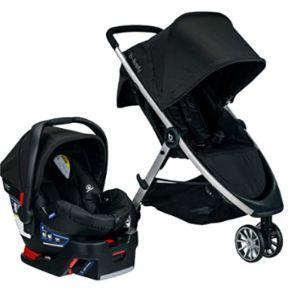 Britax Lively Lightweight Stroller