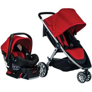 Britax Lightweight Stroller With Car Seat Adaptor