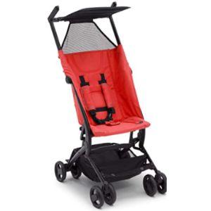 Delta Children Pink Toddler Stroller
