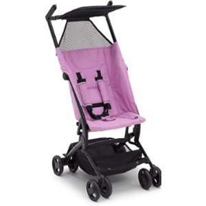 Delta Children Pink Lightweight Stroller