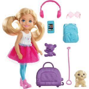 Barbie Blue Doll Carrier