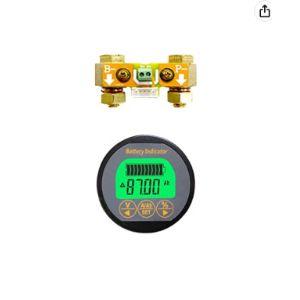 Hengshan Battery Life Meter
