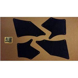 Yota Liners Rubber Seal Side Skirt