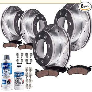 Detroit Axle Light Kit Trailer Brake