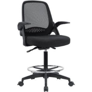 Devoko Adjustable Office Stool