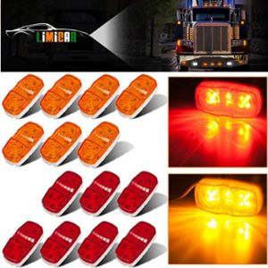 Limicar Trailer Side Bulb Marker Light