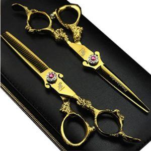 Freelander Gold Barber Scissors