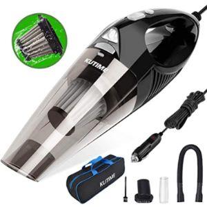 Kutime 12V Dc Car Vacuum Cleaner
