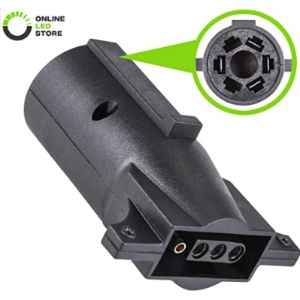 Online Led Store Receptacle Trailer Hitch Plug