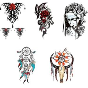Betterline Dreamcatcher Tattoo Design