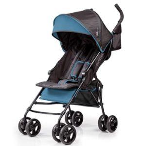Infant St One Hand Fold Lightweight Stroller