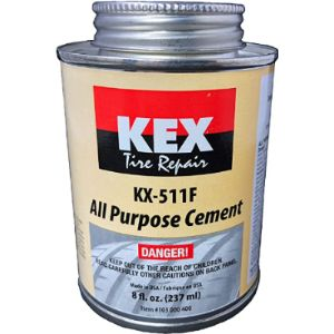 Kex Vulcanizing Tire Plug