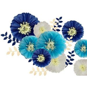 Fonder Mols Tissue Paper Flower Decoration