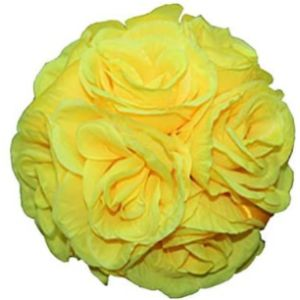 Craft And Party Silk Flower Kissing Ball