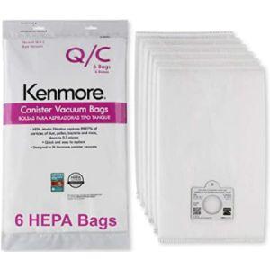 Sears Kenmore Hepa Vacuum With Bags