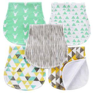 Aikiddo Organic Burp Cloth