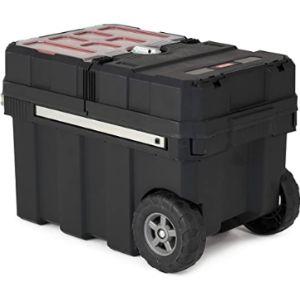 Keter Plastic Mobile Tool Box