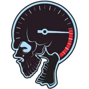 Mfx Design Speedometer Sticker