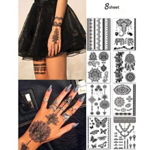 Divawoo Little Henna Tattoo