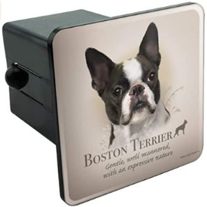 Graphics And More Dog Trailer Hitch Cover