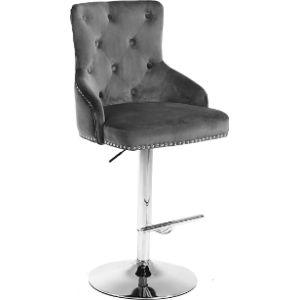 Meridian Furniture Adjustable Height Swivel Stool