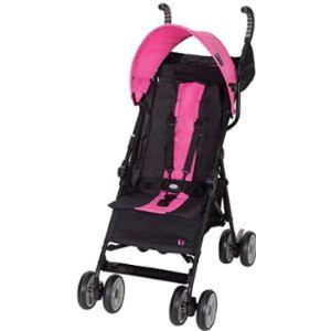 Baby Trend Pink Lightweight Stroller