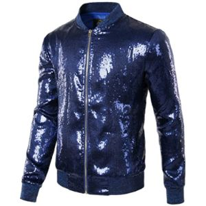 Jogal Bomber Jacket Mens Style