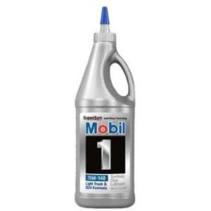 Mobil 1 Rear Axle Lubricant