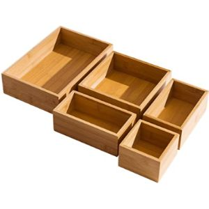 Filwh Desk Storage Box Organizer