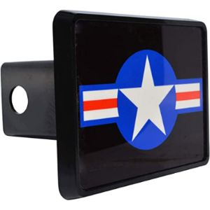 Rogue River Tactical Air Force Trailer Hitch Cover