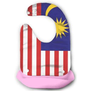 Chunlei Malaysia Baby Bib