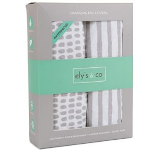 Elys Co Diaper Changing Table Cover