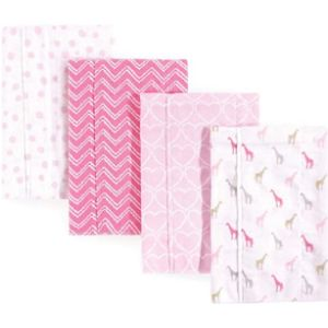 Luvable Friends Burp Cloth With Ribbons