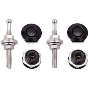 Stetion Aluminum Hood Pin Kit