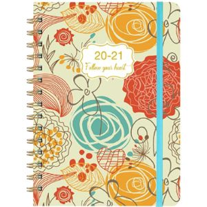 Visit The Booqool Store Refill 18 Month Weekly Planner