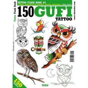 Worldwide Tattoo Supply Design Owl Tattoo