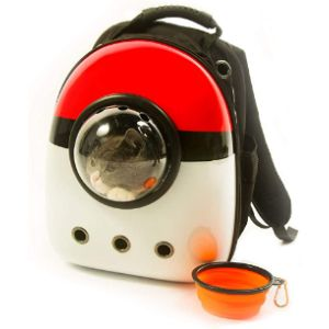 Scurrty Cat Backpack Carrier Bubble