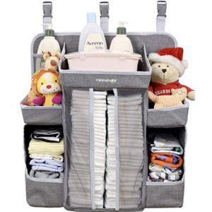Minne Diaper Organizer Changing Table