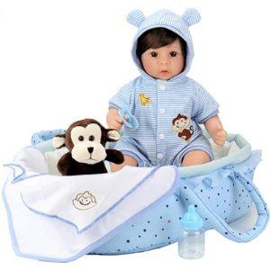 Aori Blue Doll Carrier