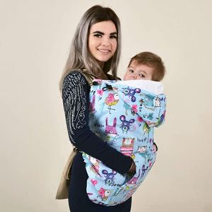 Malishastik Winter Cover Baby Carrier