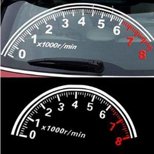 Connoworld Speedometer Sticker