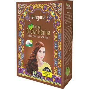 Kangana Dye Grey Coverage Henna Hair