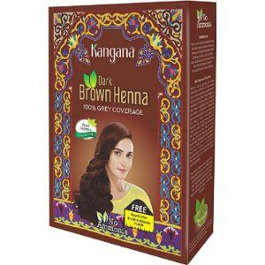 Kangana Henna Powder Dark Brown