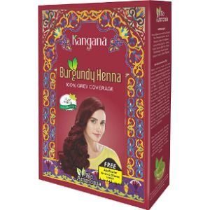 Kangana Burgundy Henna Powder