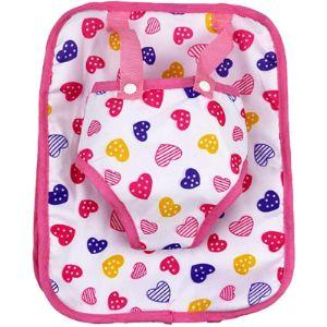 Prettyia Doll Carrier Bag