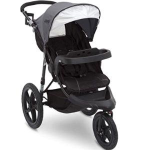 Delta Children Lightweight Travel System Jogging Stroller